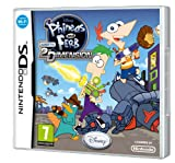 Phineas and Ferb Across the 2nd Dimension (Nintendo DS)