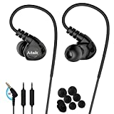 Best Fitness Earphones - Running Earbuds, Noise Isolating Stereo Bass Earhook Headphones Review