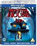 Monster House 3D (Blu-ray 3D) [2010]