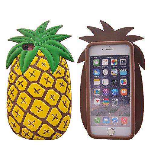 """COOLKE Mode 3D Style Cartoon Gel Soft silicone Coque Housse étui Case Cover Pour Apple iPhone 6s Plus / 6 Plus (5.5"""") - 020 017"""