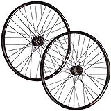 Taylor-Wheels 26 Zoll Laufrad-Satz TAURUS mit Shimano FH-M475 Disc- Nabe