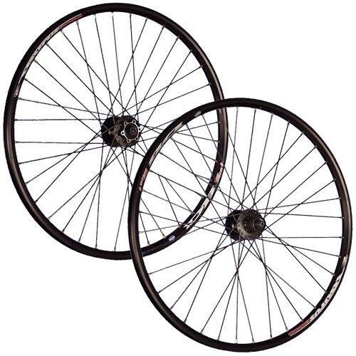 Usato, Taylor Wheels 26 pollici set ruote bici Taurus mozzo usato  Spedito ovunque in Italia