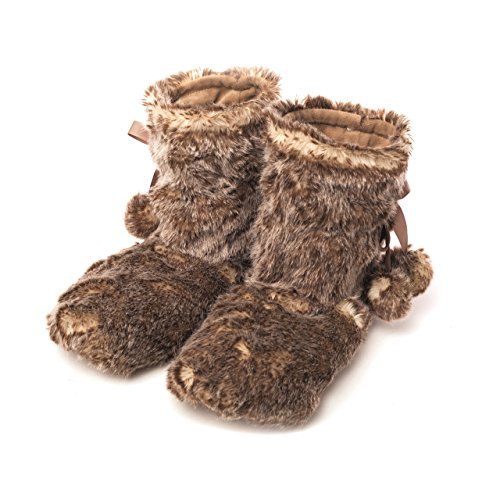 Diseo-de-lobo-de-piel-de-pelo-lavanda-Warmies-tarjetas-de-visita-que-se-meten-al-microondas-sandalias-planas-con-diseo