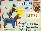 histoire de la lettre que le chat et le chien ?crivirent ? leurs amies les petites filles