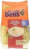 Uncle Ben's Spitzen-Langkorn-Reis, 10 Minuten Lose, 6er Pack (6 x 500 g)
