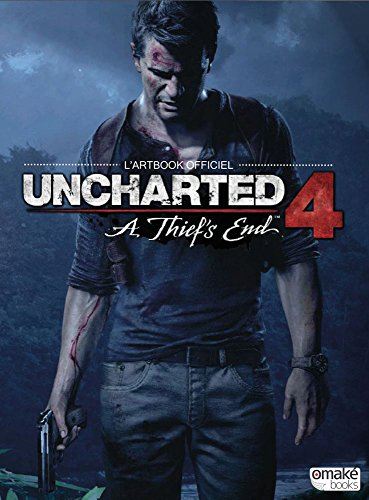 Uncharted 4 - Artbook