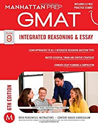 Integrated Reasoning and Essay GMAT Strategy Guide (Manhattan Prep GMAT Strategy Guides)