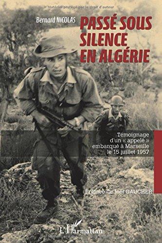 Passé sous silence en Algérie