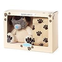 Me to You Tatty Teddy Pug Onesie Bear and Socks Gift Set