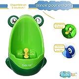 Bébélol - Orinal infantil, diseño de rana Varios colores disponibles
