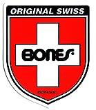Bones Swiss Bearings Skateboard Sticker - 8cm wide - Brand New skate board sk8