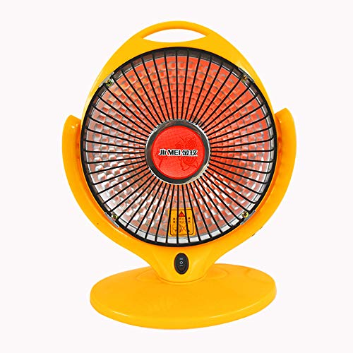 Heater Mini Calentador de 400W, calefacción en Espiral de Pagoda, Estufa eléctrica...