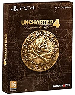 Uncharted 4: El Desenlace Del Ladrón - Edición Especial (B016BGH8EW) | Amazon price tracker / tracking, Amazon price history charts, Amazon price watches, Amazon price drop alerts
