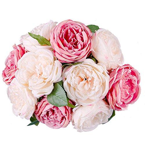 10-blute-blatt-kunstliche-rose-wohnaccessoires-deko-kunstblumen-silk-blumen-garten-dekoration-diy-ro