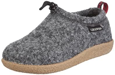 Giesswein Vent 52-10-47849, Chaussons mixte adulte - gris (anthracite) - V.1, 41 EU