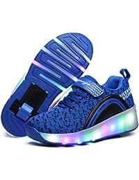 Runaway zapatos Los zapatos con ruedas Zapatos sola rueda zapatos con ruedas, azul-con ruedas, EU 30