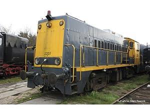 Piko 40444N de Diesel Lok 2207NS III de IV, Vehículo de Carril