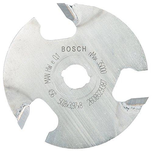 Bosch 2608629387Abrundfräser, 8°mm, d1,50,8°mm, Länge 4°mm, G 8°mm