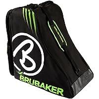 Brubaker–Funda para un par de botas de esquí Davos, color negro / verde, tamaño medium
