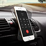 Car Mount, Mpow Grip Magnetic Car Phone Holder Air Vent  Phone Mount Universal Car Cradle for iPhone 7 6 6 Plus 5 Nexus 7 Huawei P9 LG Sony Samsung S6 S5 Note 5 4 and other Andriod Cellphones(Black) Bild 6