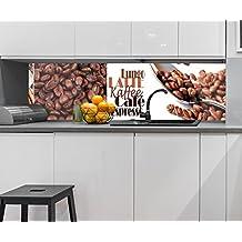 Suchergebnis Auf Amazon De Fur Kuchenruckwand Kaffee
