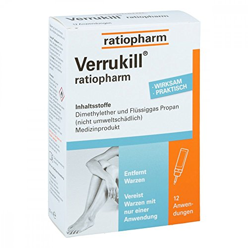 Verrukill ratiopharm Spra 50 ml