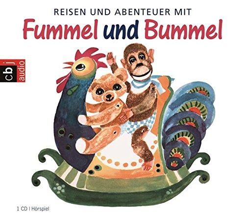 Reisen und Abenteuer mit Fummel und Bummel: Hörspiel
