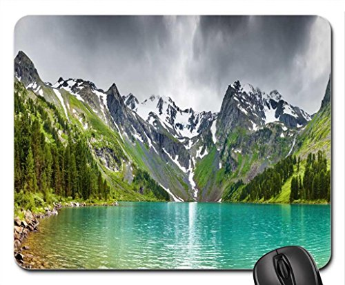 Maroon Lake, White River National Forest, Colorado Mouse Pad, Mousepad (Lakes Mouse Pad)