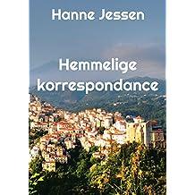 Hemmelige korrespondance (Danish Edition)