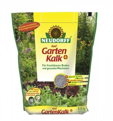Neudorff Azet® Gartenkalk, 2,5 kg