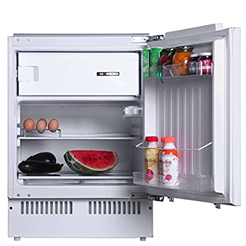 SIA RFU102 Integrated 117L Under Counter Larder Fridge With Ice Box A+