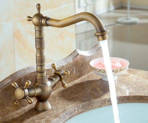 create-for-life-lavello-cucina-bicomando-antico-ispirato-cucina-rubinetto-di-ottone-finitura-ottone-