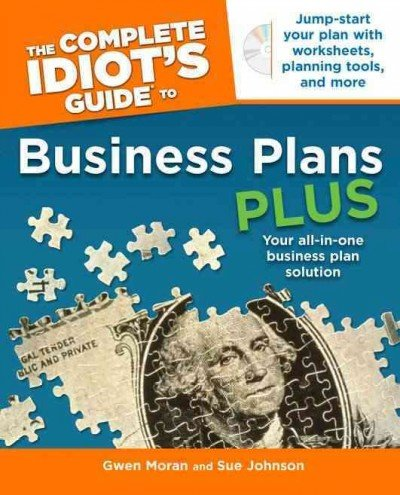 (The Complete Idiot's Guide to Business Plans Plus) By Moran, Gwen (Author) Paperback on 04-Jan-2011 par Gwen Moran