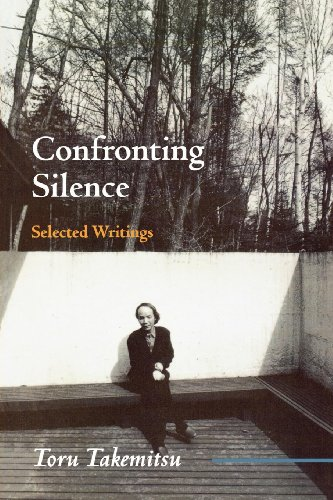 Confronting Silence: Selected Writings (Fallen Leaf Monographs on Contemporary Composers) por Toru Takemitsu