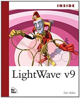 Inside LightWave v9 by [Ablan, Dan]