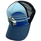 Coastal SURF SAFARI Trucker Cap Schwarz