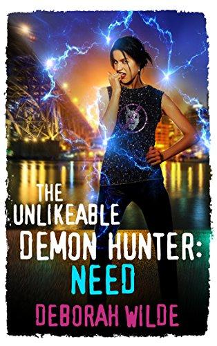Metallic Kiss (The Unlikeable Demon Hunter: Need (Nava Katz Book 3) (English Edition))