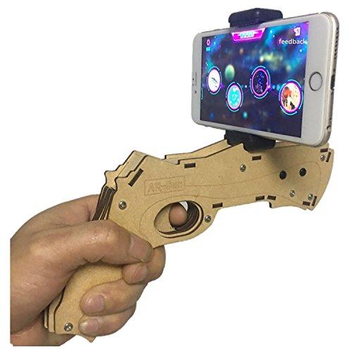 Charming GAMEPAD SMART GAME GUN EDUCATIONAL Dekompression Spielzeug Pistole VR  Panorama Magic Pistole Wireless Bluetooth Real Sinn
