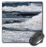 3drose MP 269493_ 18/20,3cm'Whitecap Waves Crash sur Rocks' Mouse...