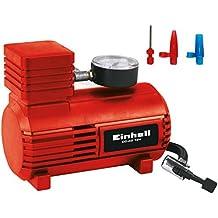einhell CC-AC 12V Compressore per Auto, Tensione 12 V, Pressione 18 Bar, Rosso