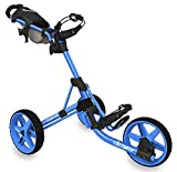Clicgear Erwachsene 3.5 Golftrolley, All Blue, One Size