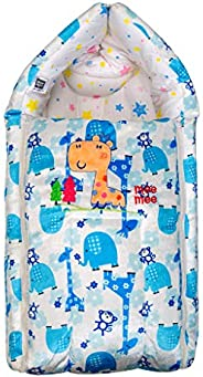 Mee Mee Baby Cozy Carry Nest Bag (Blue)