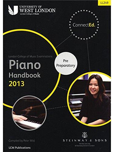 LCM Piano Handbook (2013-2017) Pre Preparatory