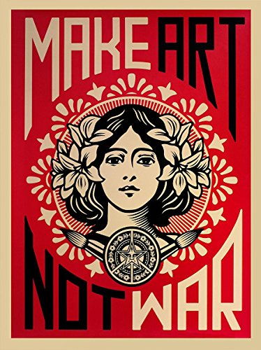 d89519a0c03 Shepard fairey the best Amazon price in SaveMoney.es