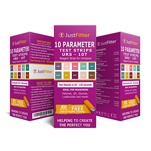 UTI-Urine-Test-Strips-Urinary-Tract-Infection-Strip-Simple-Fast-Accurate-Results-Urinalysis-Home-Testing-Stick-Kit-for-Ketone-pH-Glucose-Nitrite-Leukocytes-more-to-Help-Monitor-your-Health