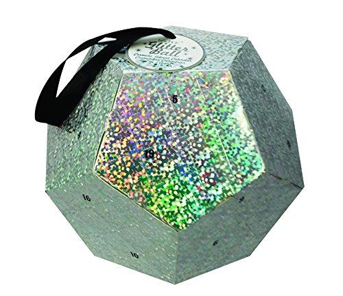 Technic Calendrier de l'Avent Boule Disco avec 24 Produits Cosmétiques