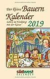 Der kleine Bauernkalender 2019 Taschenkalender: Leben im Einklang mit der Natur