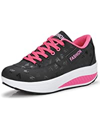 Mesdames Baskets de running anti-choc Fitness Gym Sport Chaussures