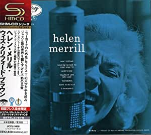 Helen Merrill With Clifford Brown [Japanese Import]