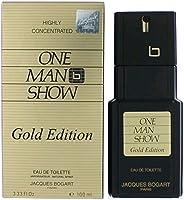 Jacques Bogart Oms Gold Edition For Men - Eau de Toilette, 100 ml